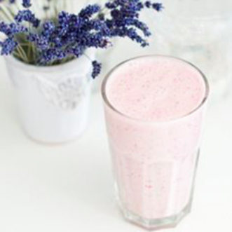 LAVENDER MORNING SMOOTHIE