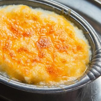 CHEESY SOUTHERN GRITS