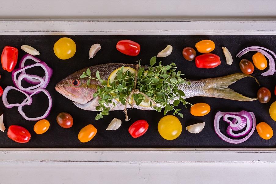 SIMPLE FISH MARINADE