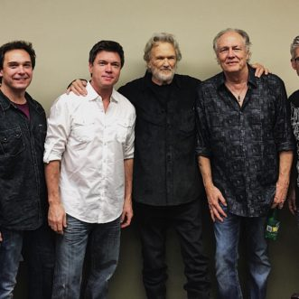 MEETING KRIS KRISTOFFERSON