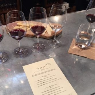 NAPA VALLEY WINE TASTINGS